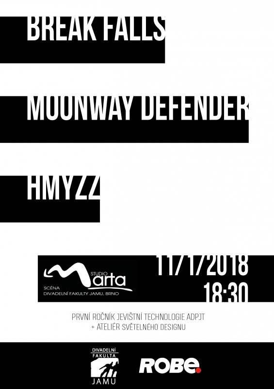 BREAK FALLS | MOONWAY DEFENDER | HMYZZ